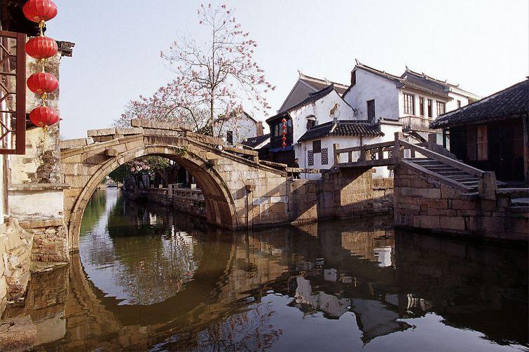周庄 双橋