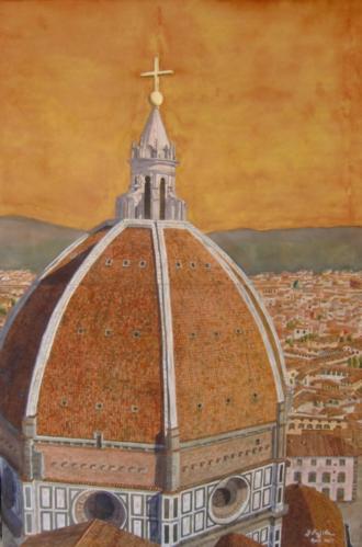 花の聖母大聖堂・フィレンツェ